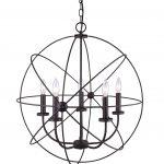 canarm sumerside 5 light chandelier