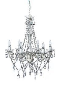 gypsy color crystal chandelier