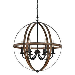 Westinghouse 6-Light Stella Mira Indoor Chandelier
