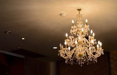 finding chandeliers online