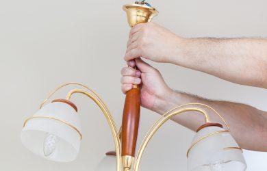 Chandelier Installation Tips
