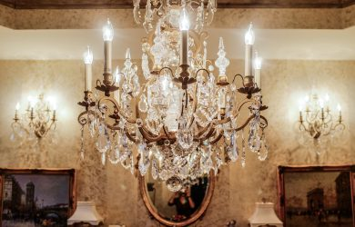antique chandelier lighting