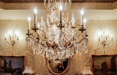 antique chandelier lighting