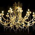 expensive chandelier