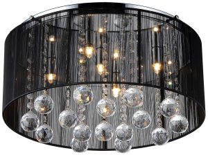 Jasmine 5-Light Crystal Chandelier